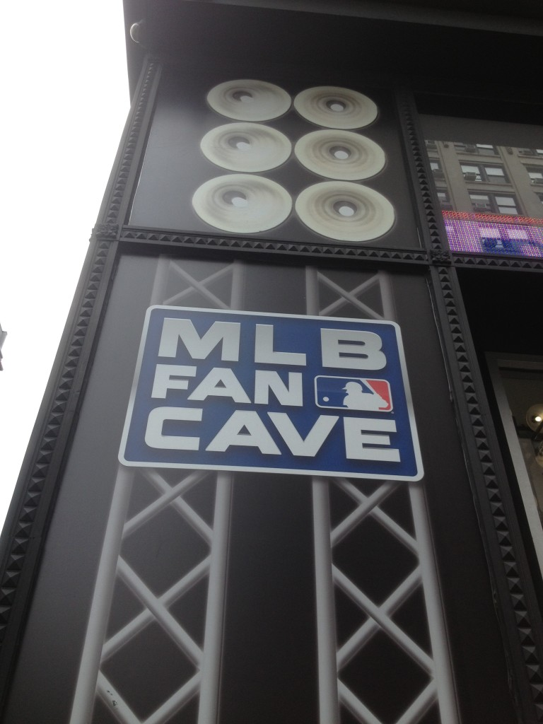 MLB Fan Cave New York City