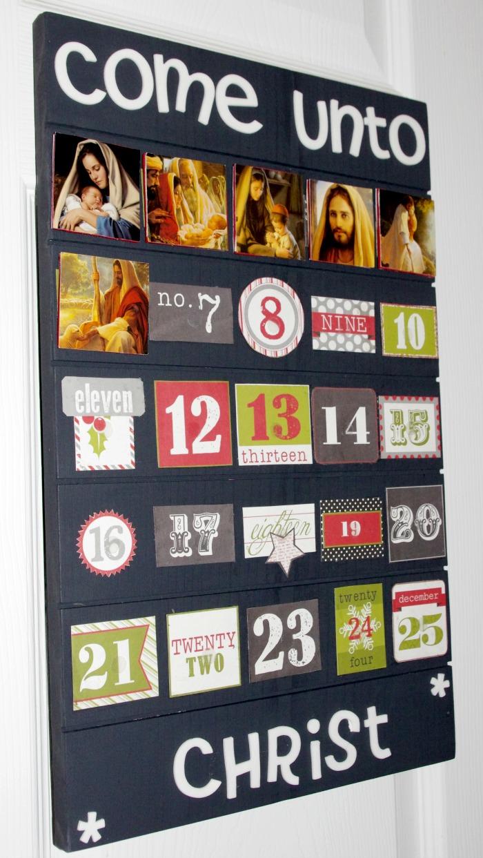 Christ-Centered Advent Calendar