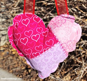 Homemade Gifts Valentines Day Heart