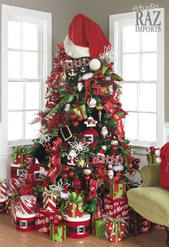Christmas Themes Time For All Things
